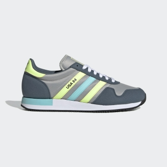 adidas Originals USA 84 (FX9326) grau