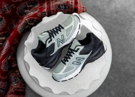 New Balance M990GT5 *Made in USA* (M990GT5) bunt