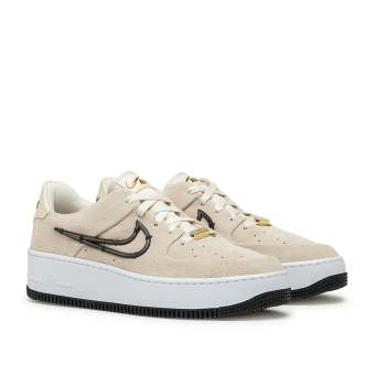 Nike Wmns Air Force 1 Sage Low LX (CI3482-200) braun