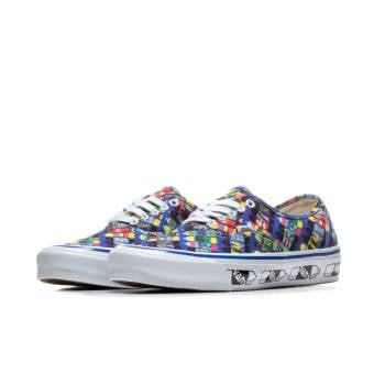 Vans x Fergus Purcell OG Authentic LX (VN0A4BV90631) bunt