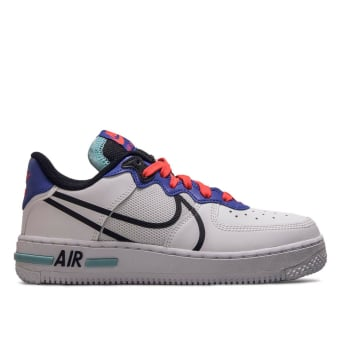 Nike Air Force 1 React (CT1020102) weiss