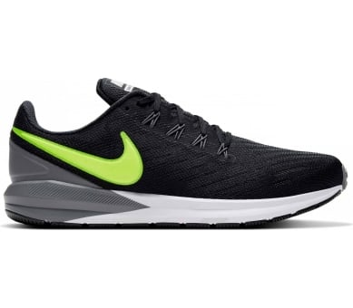 Nike Air Zoom Structure 22 (CW2641-001) schwarz