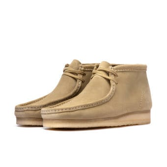 Clarks Wallabee Boot (SFS60645200038) braun