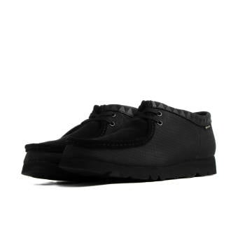 Clarks x Neighborhood Wallabee (26147139-7) schwarz