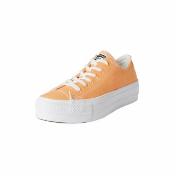 Converse Sneaker Chuck Taylor All Low Star LIFT OX (567855C) orange
