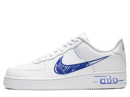 Nike Air Force 1 LV8 Utility (CW7581-100) weiss