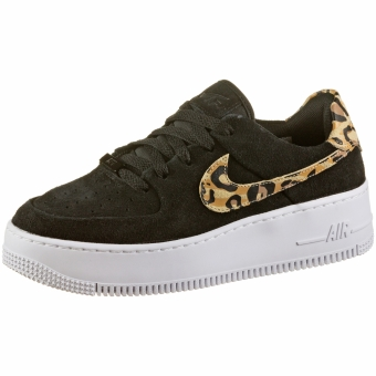 Nike Air Force 1 Sage Sneaker Low (CQ7511-171) schwarz