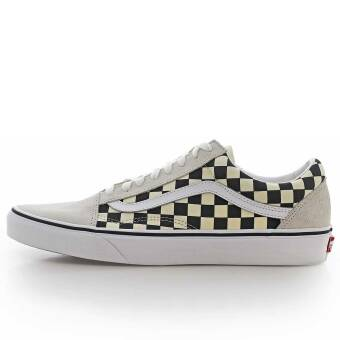 Vans Old Skool Checkerboard (VA38G127K) weiss