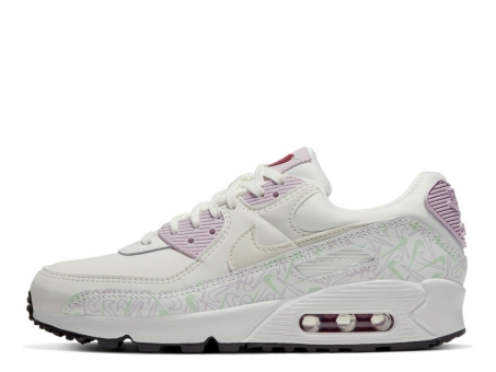 Nike Air Wmns Max 90 Valentines Day (CI7395-100) weiss