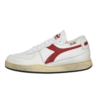 Diadora Mi Basket Row Cut (201.176282-C7114) weiss