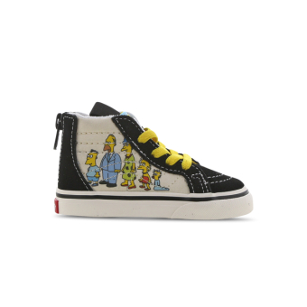 Vans Sk8-hi Zip The Simpsons 1987-2020 (VN0A4BV117E) blau
