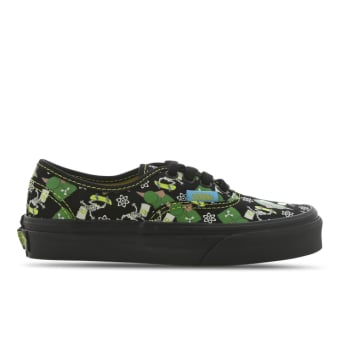 Vans Authentic The Simpsons Glow Bart (VN0A3UIV0GY) schwarz