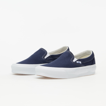 Vans OG Classic Slip-On (Canvas) (VN0A45JK1X71) blau