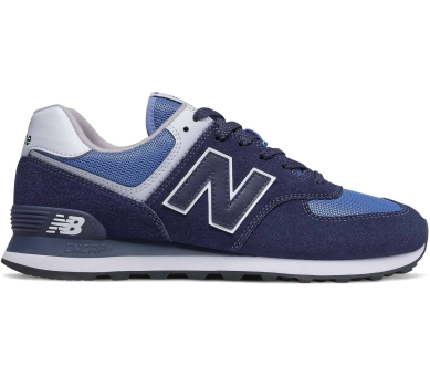 New Balance 574 (819471-60-10 / ML574SSM) blau