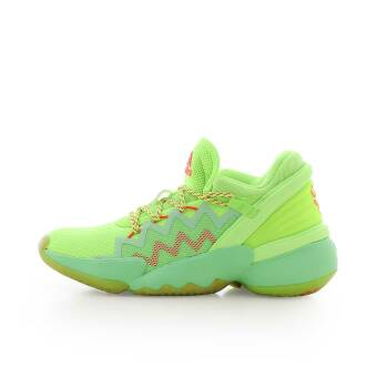 adidas Originals D O N Issue 2 Basketballschuh Kinder (FW8747) grün