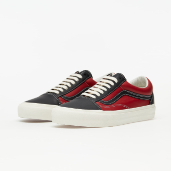 Vans Old Skool LX Leather (VN0A4BVF22C1) rot