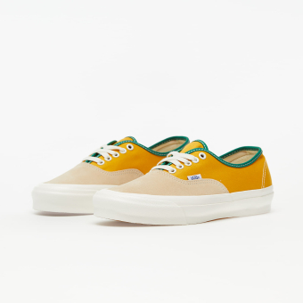 Vans OG Authentic LX (VN0A4BV91XX1) gelb