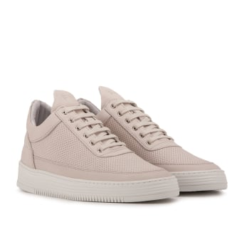 Filling Pieces Low Top Perforated Tone (10120361812042) braun