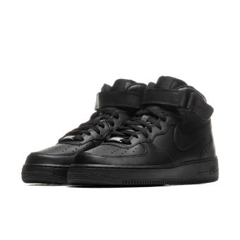Nike Air Force 1 Mid 07 (315123-001) schwarz