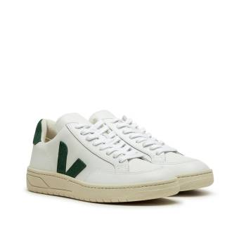 VEJA Wmns V 12 Leather (XD022336A) weiss