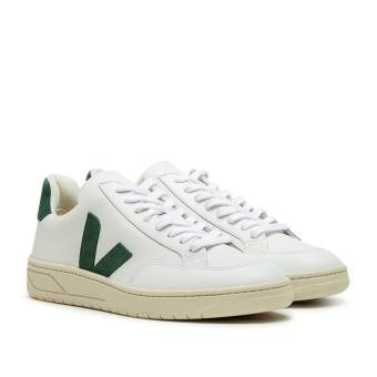 VEJA V 12 Leather (XD022336B) weiss