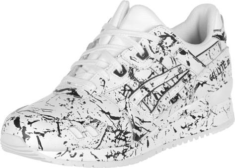 Asics Gel Lyte III Marble Pack (H627L 0101) weiss