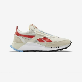 Reebok Classic Leather Sneaker Legacy (FY7432) rot