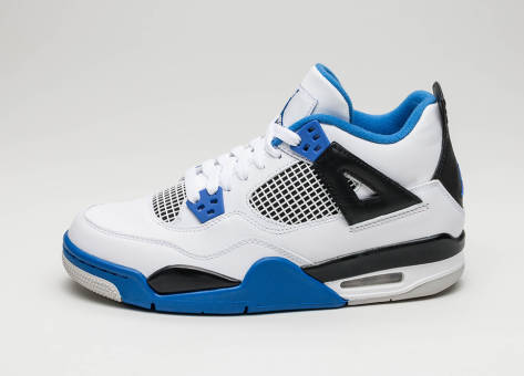 Nike Air Jordan 4 Retro (408452-117) weiss