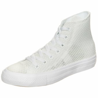 Converse Chuck Taylor All Star II High Sneaker Damen (155458C) weiss