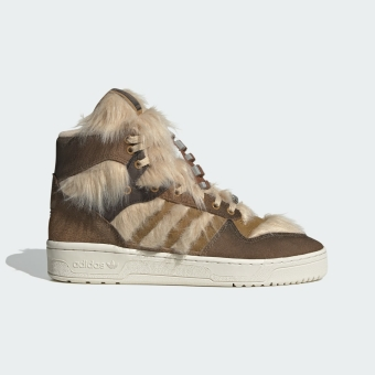 adidas Originals Star Rivalry Wars Hi (FX9290) braun