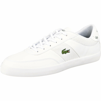 Lacoste Court-Master (40CMA0014-21G) weiss