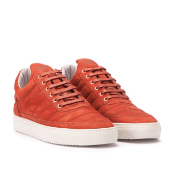Filling Pieces Low Top Padded (10112341006042) rot