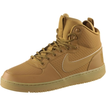 Nike COURT BOROUGH Mid Winter (AA0547-700) braun