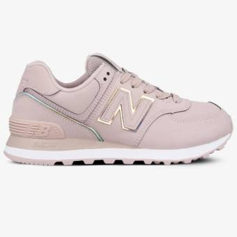 New Balance WL574CLH (WL574CLH) pink