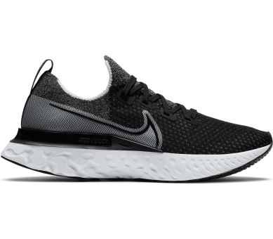 Nike React Infinity Run Flyknit (CD4371-012) schwarz