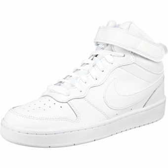 Nike Court Borough Mid (CD7782-100) weiss