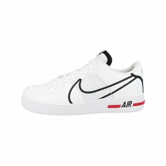 Nike Air Force 1 React (CD4366 100) weiss