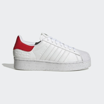 adidas Originals SUPERSTAR BOLD W (H67929) rot