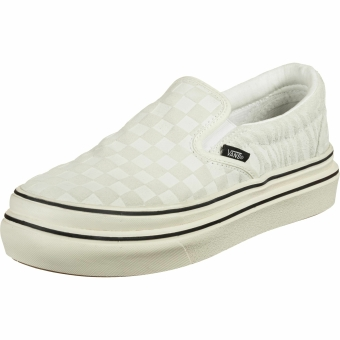 Vans Comfy Cush Slip On (VN0A4U1F17Q1) weiss