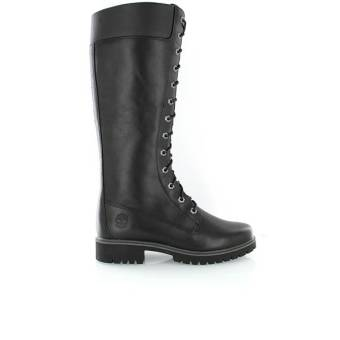 Timberland wmns prm 14 side zip waterproof lace-up (C8632A) schwarz