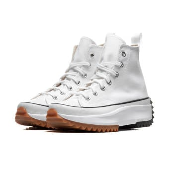 Converse Run Star Hike Hi (166799C) weiss