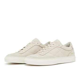 Common Projects Resort Classic Nabuck 2254 (2254 NUD) weiss
