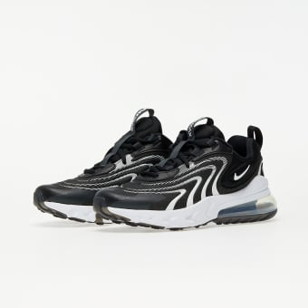 Nike Air Max 270 React ENG (GS) (CD6870-003) schwarz
