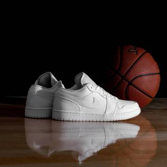 Nike Air Jordan 1 Low    1 (553558 130) weiss