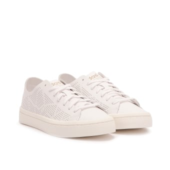 adidas Originals Court Vantage TF W (S75406) weiss