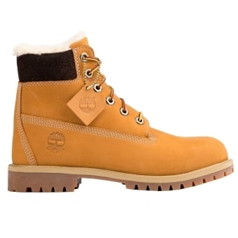 Timberland 6 Inch Premium WP Shearling Boots (TB0A1BEI231) braun