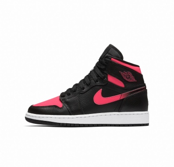 NIKE JORDAN air 1 retro high (332148-019) schwarz