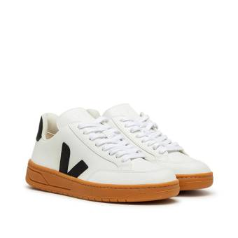 VEJA WMNS V-12 Chromefree Leather (XD052346A) weiss