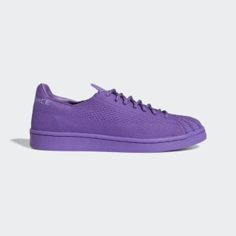 adidas Originals Pharrell Williams Superstar Pk (S42929) lila
