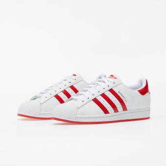 adidas Originals Superstar (FW6011) rot